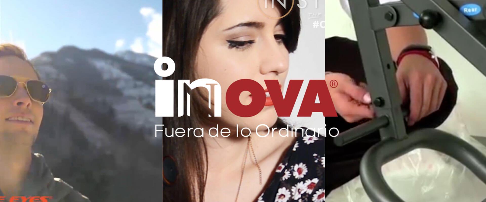 Foto de portada del canal de Youtube Inova.