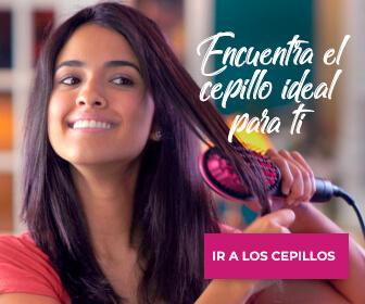 Conoce el tipo de cepillo alisador que le conviene a tu cabello