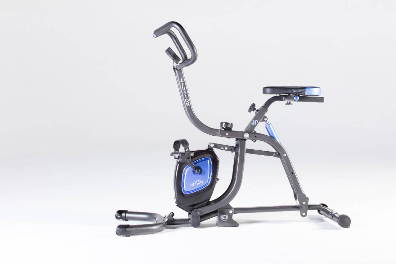 Fotografía del aparato de ejercicio Body Crunch Fussion.