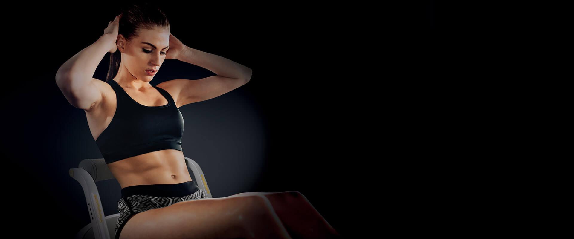 5 ejercicios más que puedes hacer con Ab Tomic by Body Crunch®